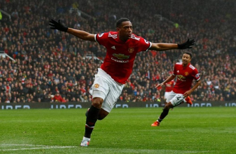 Martial ManUtd Spurs