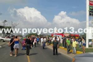 Bloquean por tres horas carretera Paso del Macho-Córdoba