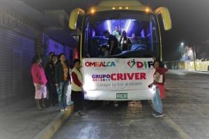 Con ayuda del Ayuntamiento y del DIF, acuden 34 niños al CRIVER en Veracruz