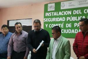 En Nogales, toman protesta Concejo de Seguridad Pública y comité de Participación Ciudadana