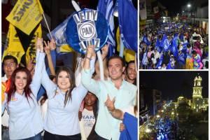 Arranca campaña Lety Luz para la diputación local por el distrito 19