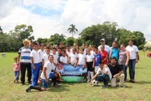 Escuela Enríque C. Rebsamen, campeón en el primer torneo interescuelas primarias de Omealca
