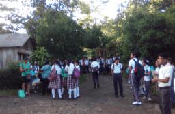 Vuelven a tomar alumnos plantel del TEBAEV de Laguna Chica