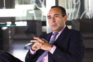 Tomás Mundo Arriasa, virtual director de Tránsito y Transporte en Veracruz