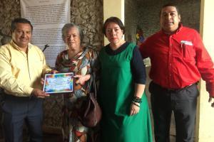 Clausuran exposición pictórica Serpientes y Escaleras en Casa de la Cultura de Amatlán