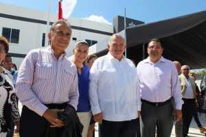 Inauguran Ciudad Judicial en Huatusco