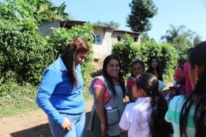 """Jornada Itinerante """" Brindando Bienestar """" en la localidad de Tepetla"""