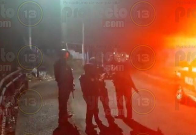 Arrojan dos bolsas negras con restos humanos y narco mensaje en Córdoba
