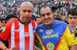 """Se """"calienta"""" el clásico América ante Chivas"""