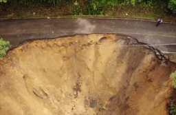 Evalúan daños por lluvias en Ixtaczoquitlán