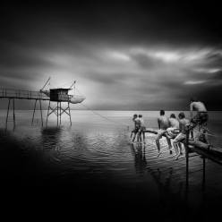 """""""The kids and the sea"""" - Asier Garagarza - 220814"""