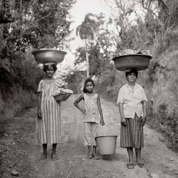 """""""Camino de Santiago - Febrero 1992 - R. Dominicana"""" - Juan Manuel Díaz Burgos - 011114"""