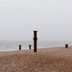 """Playas de Brigthon, 2009"" - Xavier Ferrer Chust - 011214"