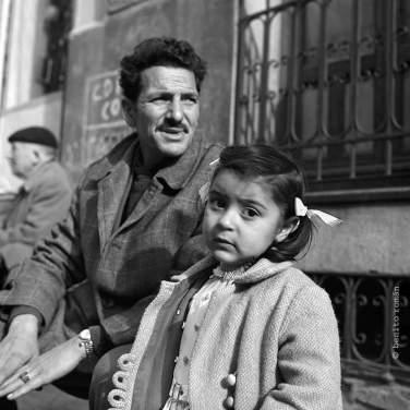 """El Rastro. Madrid, 1969"" - Benito Román - 290615"