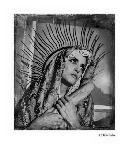 """""""Nuestra Señora del Hambre"""" - Sofía Santaclara - 010615"""