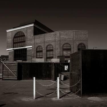"""""""Londres, UK 11-9-87"""" - Julio López Saguar - 091015"""