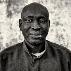 """Senegalés"" - Xavier Ferrer Chust - 121015"