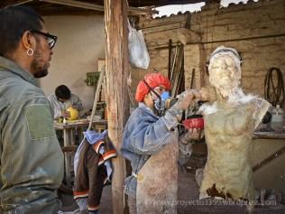 Héroes del Bicentenario, construcción