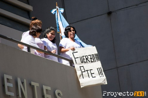 Primer visita del presidente Macri a Rosario © Julián Miconi, proyecto341.com reservados todos los derechos / all rights reserved