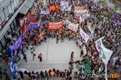 Marcha por el día de la mujer © Sebastian Criado, proyecto341.com reservados todos los derechos / all rights reserved