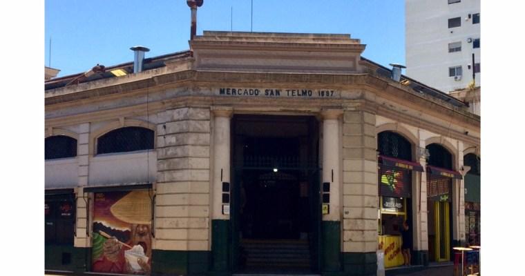 Mercados de Buenos Aires.