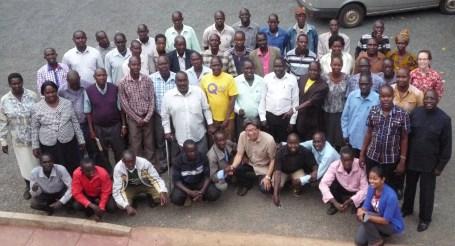 Kerio Valley workshop, Kenya
