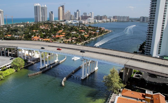 Playa Miami Beach Millas Pasaje Gratis