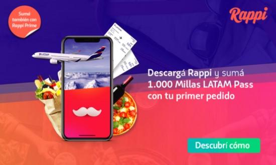 Rappi Latam Pass 4