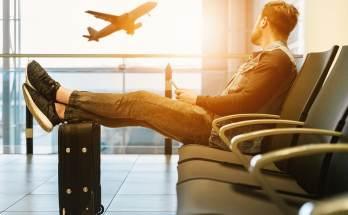 Avion Aeropuerto Viajero