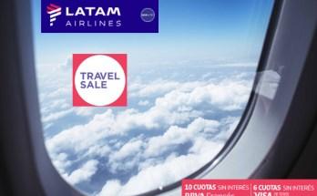 Latam Travel Sale Marzo 2019 a