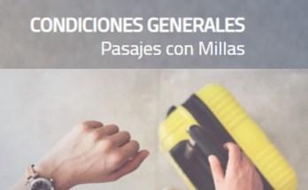 Aerolineas Argentinas Plus Servicios y Coberturas de Pasajes con Millas 1
