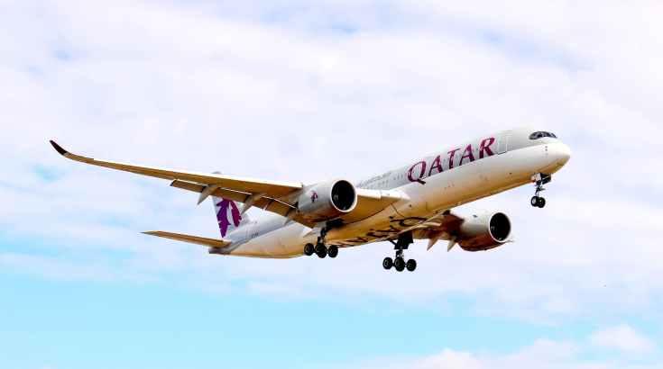 Las Mejores Aerolineas del Mundo Qatar Airways