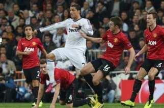 El United cae eliminado de la Champions entre la polémica
