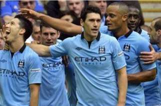 El City consigue en Wembley su pase a la final de la FA Cup