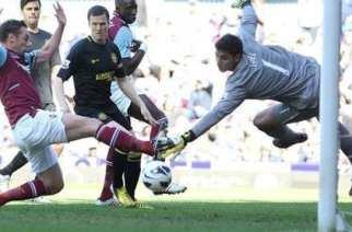 Momento del gol de Jarvis | GETTY IMAGES