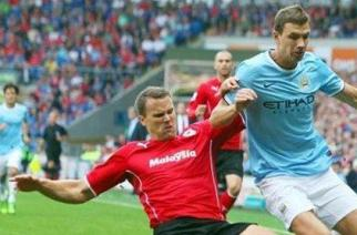 Sorpresa del Cardiff al ganar al City