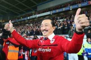 Vincent Ta, dueño del Cardiff