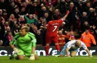 Un buen Liverpool golea al West Ham