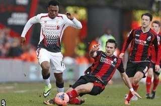 El Liverpool pasa a octavos sin forzar la maquinaria