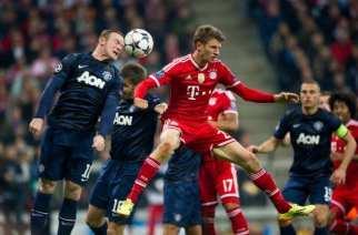 El United cae en el Allianz con honor