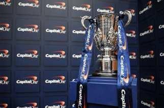 Historia de la Football League Cup