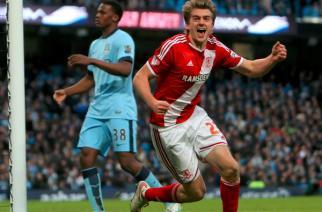 El Middlesbrough sorprende al City en el Etihad Stadium