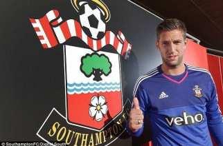 Stekelenburg, segunda oportunidad en la Premier con el Southampton