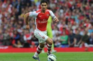 Mikel Arteta, renovado con el Arsenal