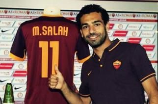 Mohamed Salah, cedido a la AS Roma por el Chelsea