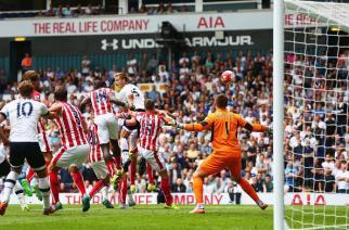 El Stoke City rescata un valioso punto en su visita al Tottenham