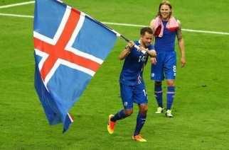 Islandia, rival en los octavos de final de la Eurocopa