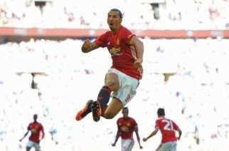 Zlatan, el héroe de Wembley