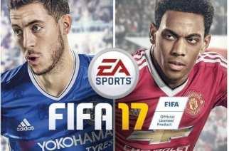 El once ideal de la Premier League en el FIFA 17