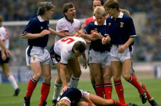 Inglaterra – Escocia, algo más que un partido de fútbol
